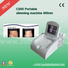 CS05 Cavitation + Aspirateur + RF + Diode Laser Beauté Appareil minceur et soin de la peau