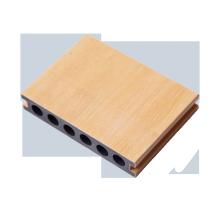 Wood floor outdoor swimming pool waterproof and anti-corrosion garden engineering wood-plastic floor