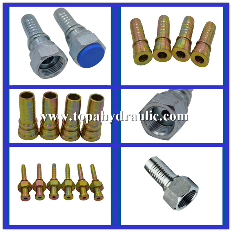 aeroquip nitrogen high pressure hose fittings