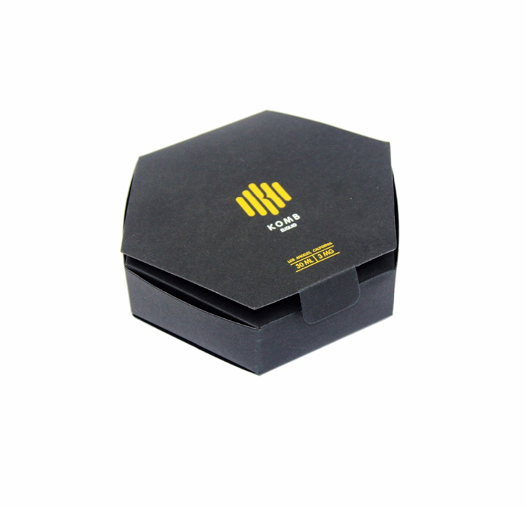 Kraft Paper Box Costom Cosmetic Packing Box