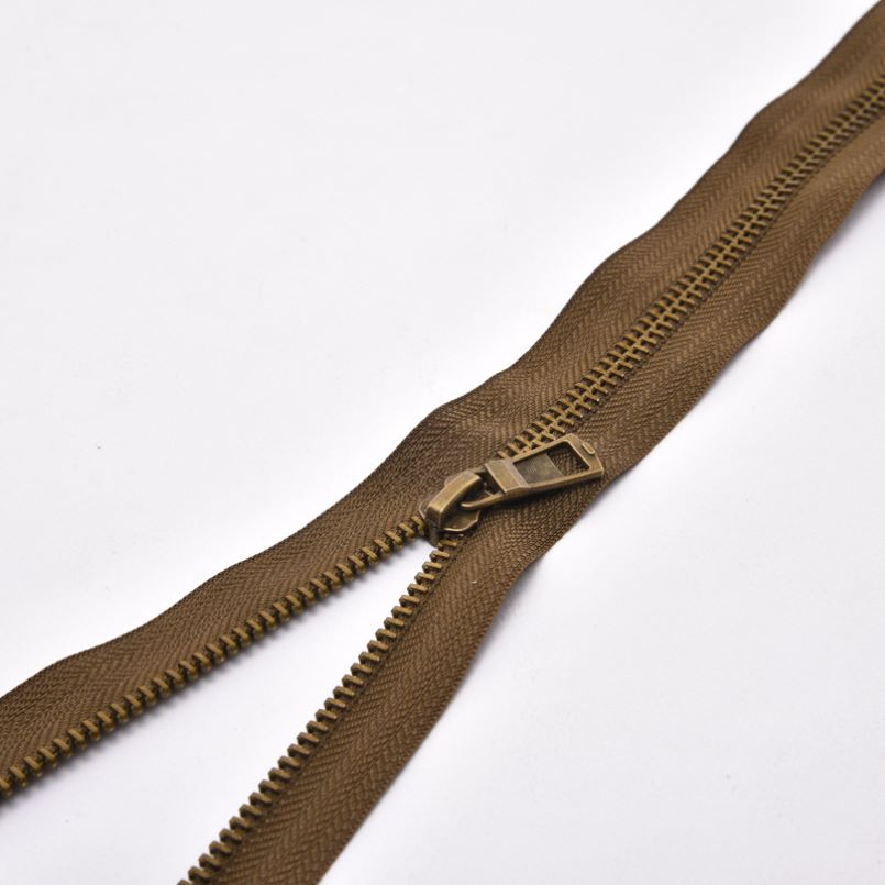 Multiform Coat Zipper