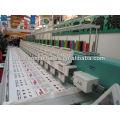 20 cabeças máquina de bordar de alta velocidade