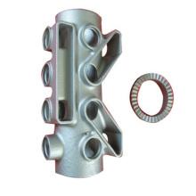Produtos de fundição de aço inoxidável Ts16949 por fundição de fundição de investimento