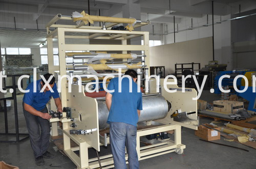 Stretch PE Film Making Machine