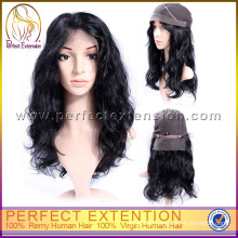 Fancy Charming Wave 100% Raw Natural Body Twist Human Hair Wig