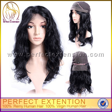 Distributor Required 26inch Unprocessed Virgin Peruvian Hair Full Lace Wig