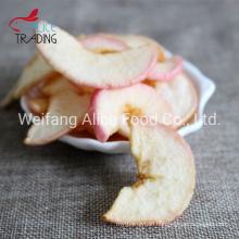 Healthy Snack Fruits Supplier China Origin Fried Apple Slice Crispy Vf Apple Fruits
