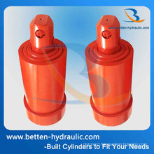 Double Acting Hydraulic Telescopic Cylinder Cylinders for Mobile Crane/Dump Truck/Trailer