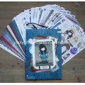 Ultimate A4 Die-Cut коллекционный комплект DIY Paper Craft Scrapbook Kits