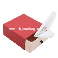 Caixa de papel personalizado vela caixinha