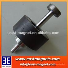 Ferrit-Magnet mehrere Pole für Mikro-Motor / mehrere Pole Magnet Rotor zum Verkauf