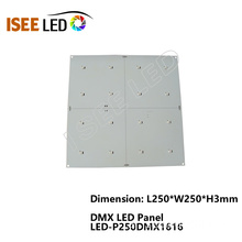 16 LEDs DMX 512 RGB LED Panel Kit