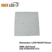 Disco Club DMX512 LED Panel RGB Matrix Light
