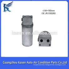 for LANDROVER r134a automotive drier bottle OEM JRJ100260