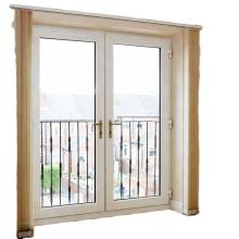 Aluminum casement window and door,modern aluminum double entry doors