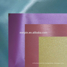 100% polyester reflective fabric