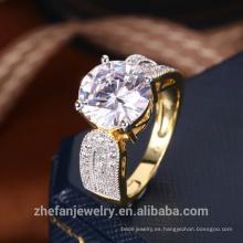 2018 joyería del día de San Valentín, anillo del día de San Valentín JWZ2318C