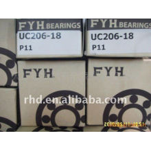 FYH Insert bearing/shpearical bearing UC206-18