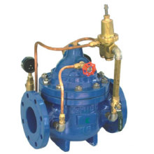 Válvula de fechamento de emergência de auto-pressão de alta pressão (GL900X)
