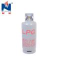 Cilindro de gás vazio de 20KG LPG, garrafa de gás