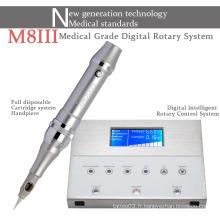 Goochie M8III Machine de maquillage permanente rotatif numérique