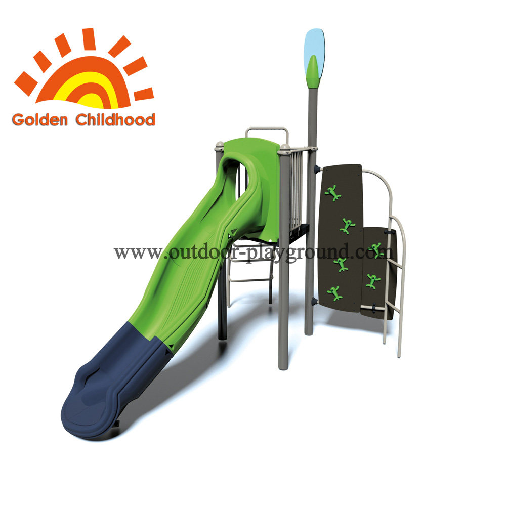 Outdoor Panel Climbing Playground Equipment For Children