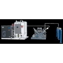 Füllmaschine für Sauerstoffflaschen