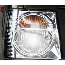 lâmpada de cabeça de peças de carroceria de caminhão para caminhão DONGFENG