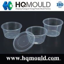 Plastic Roud Thin Wall Container Series Mold