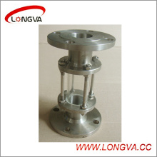 Ss 304 Straight Flanged Sight Glass
