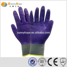 13 Gauge Nylon Strick Polyester Strickhandschuhe