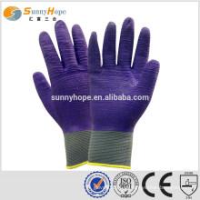 13 Gauge nylon knit Polyester Knit Gloves
