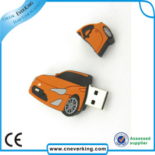 PVC Design Full Capacity 4GB USB Drive