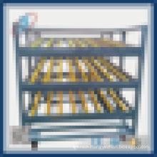 heavy gravity flow shelf system