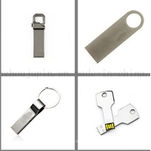 OEM Water-Proof Advertising Promotional Metal Flash Disk Drive USB Stick