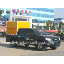 Jiangning 4X2 mini Blasting Equipment Transporter