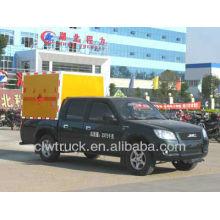 Jiangning 4X2 мини-пескоструйное оборудование Transporter