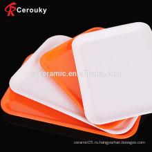 Дешевая цена квадратного обеденного стола высшего качества