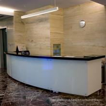 Marble Counter Top Reception Desk