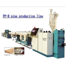 Plastic Machine PPR/PE Water Supply Pipe Production Line