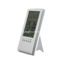 Promosi Digital Thermometer Hygrometer Desk Clock