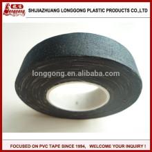 Novos produtos de isolamento de mercado fita de tecido de algodão preto