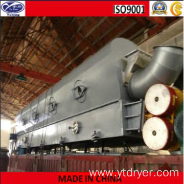 Polyvinyl Chloride Vibrating Fluid Bed Drying Machine