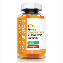 Top rated halal supplements multi vitamin and minerals gummies