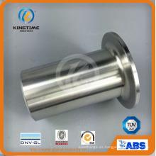 Conexiones de tubería de acero inoxidable F316 / 316L Stub End con Ce (KT0293)