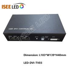 Подчиненный светодиодный контроллер DMX RGB