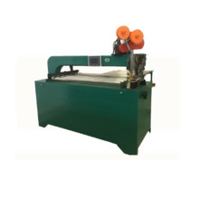 Corrugated cardboard single piece or double pieces stapler machine/table stitcher machine for big cartons