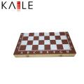 Nuevo Custom Custom 3 en 1 Wooden Chess