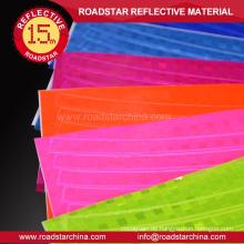 Anpassen der Sicherheit PVC Felge reflektierende Aufkleber