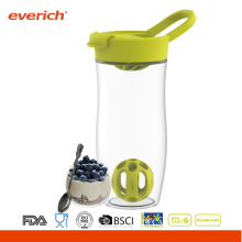 24oz Everich BPA-free Tritan cycling plastic shaker bottle